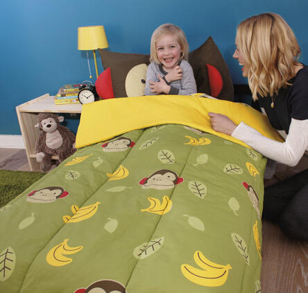 $43.99 Skip Hop 4 Piece Toddler Bedding Set
