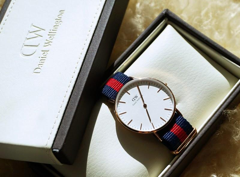 Up to 55% Off Select Daniel Wellington Watches @  Amazon.com