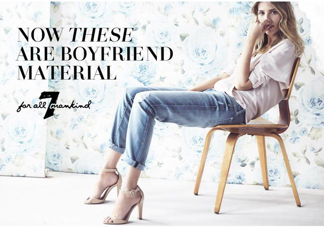 Up to 64% Off 7 For All Mankind Jeans on Sale @ Rue La La