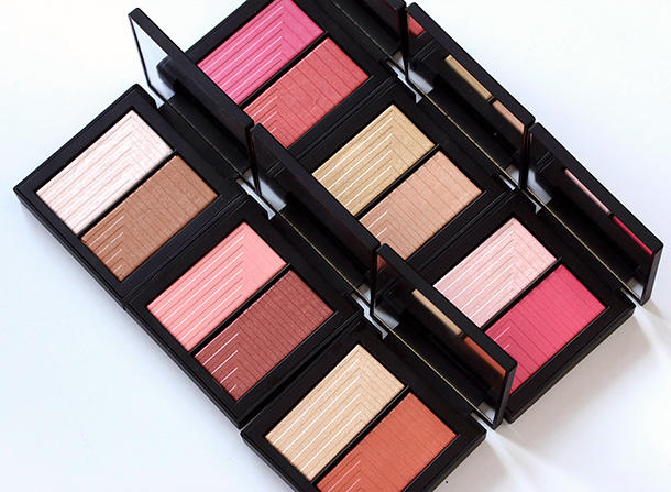New ReleaseNars Cosmetics launched new dual intensity blush