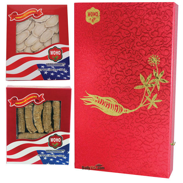 10% Off + 5% Reward Points  President Ginseng and WOHO American Ginseng Purchase