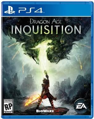 $39.99 Dragon Age Inquisition (All Platform)