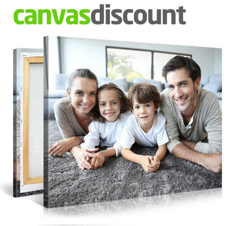 Up to 15% Off Mother's Day Deal!On All Canvas Print Orders Over $39 @ canvasdiscount.com