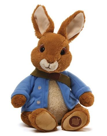 Gund Peter Rabbit Stuffed Animal, 11.5 inches