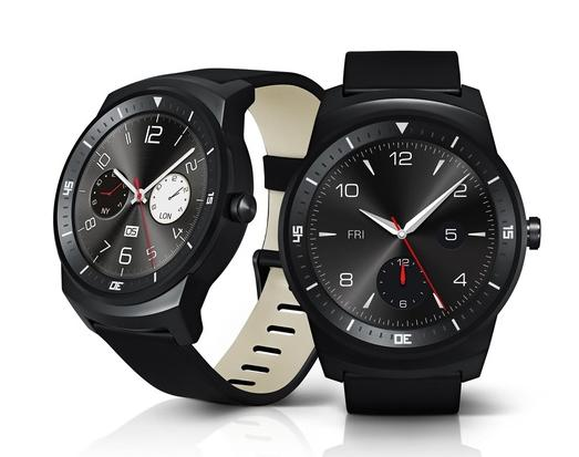 $242.99 LG G Watch R Android Smartwatch