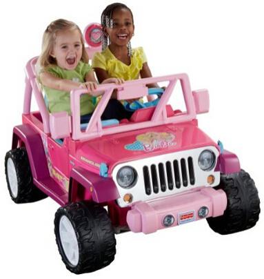Up to 43% off Select Fisher-Price Power Wheels @ Amazon.com