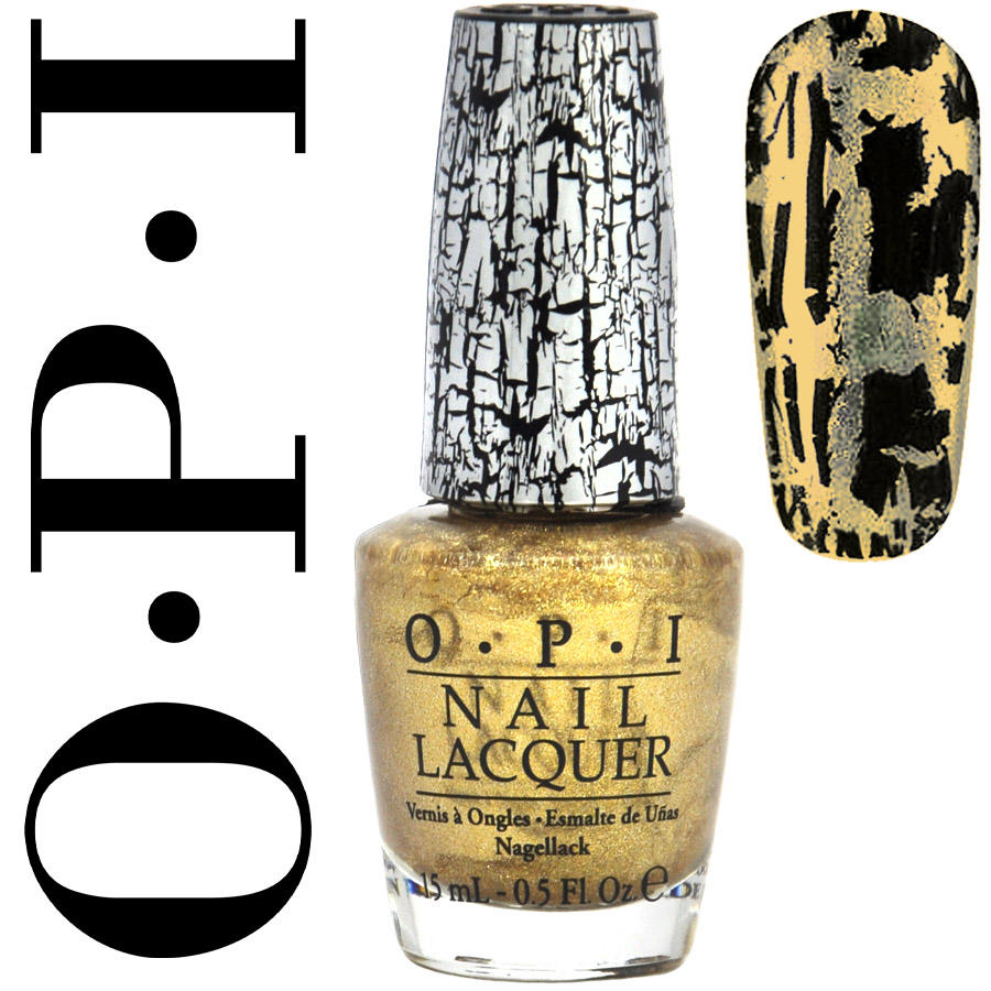 3 For $9.99 OPI Shatter Nail Polish