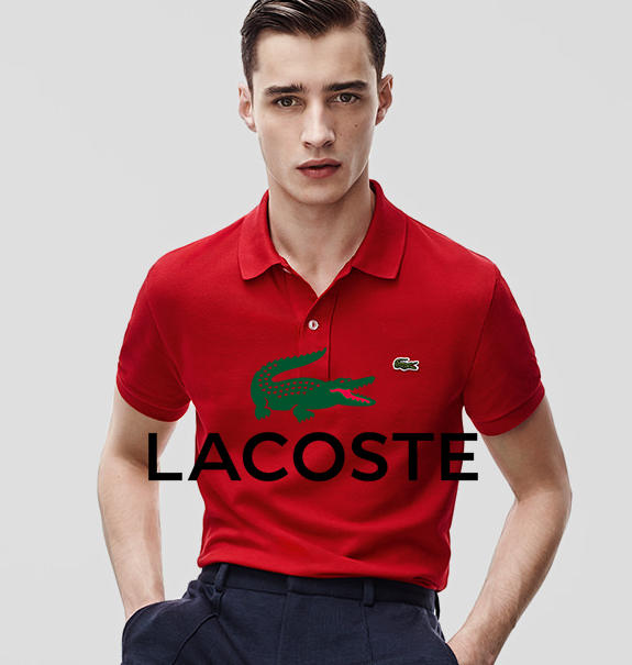 New Arrival!  Plus Free Ground Shipping on Orders over $100 @ Lacoste