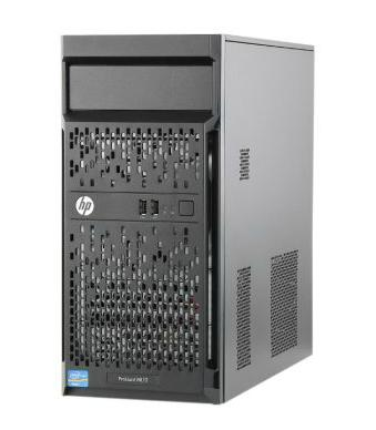 HP ProLiant ML10 v2 Tower Server System i3-4150 3.5 GHz 4 GB RAM