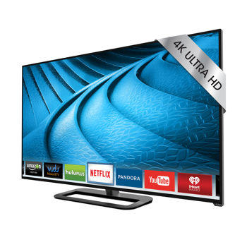 "$419.99 Refurbished  Vizio 50"" 4K 120Hz LED LCD Smart Ultra HD Television"