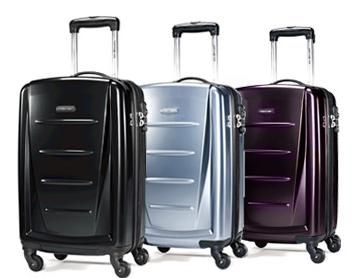Up to $130 Off Winfield 2 Luggage + Free Shipping @ Samsonite