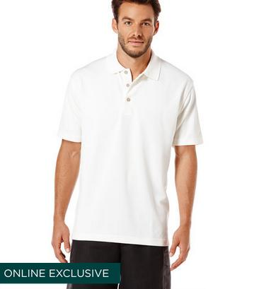 $9Cubavera Men's Polo Shirt