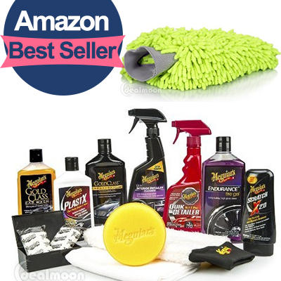 Make your car NEW again! Best Sellers of Car Care& Cleaning Necessities Roundup @ Amazon
