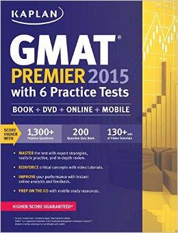 FreeKaplan GMAT Premier 2015 Test Prep