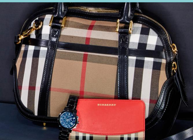 Up to 45% Off Burberry Handbags, Sunglasses & Watches@ Ideel