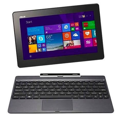 "Asus Transformer Book 10.1"" 2-in-1 HD Tablet, 2GB RAM, 32GB Storage, Win 8.1+ 1 year Office 365"