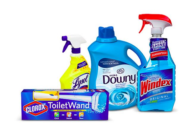 $10 Off $40 Select Household Essentials @ Target