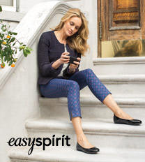 Extra 30% Off or $20 Off $75 Sale Items @ Easy Spirit