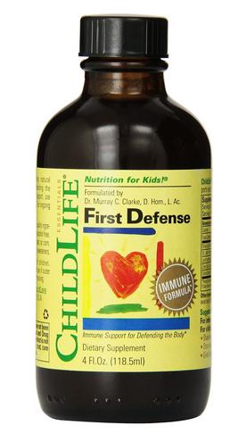 Child Life First Defense, 4-Ounce
