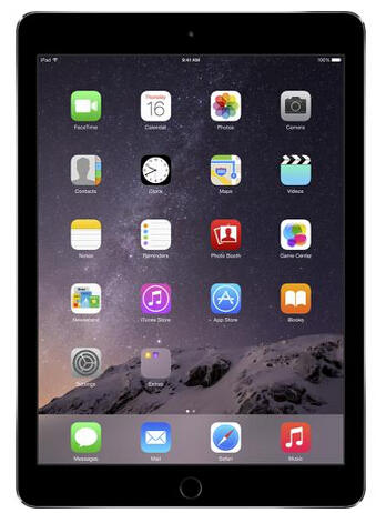 $599.99 Apple iPad Air 2 Wi-Fi 128GB