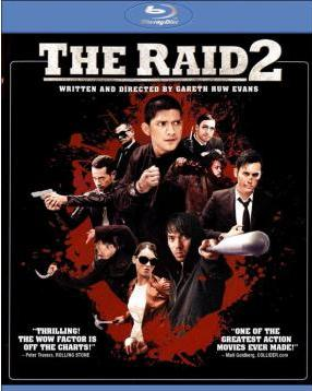 $9.99 The Raid 2 (Blu-ray Disc) (2 Disc) (Unrated)