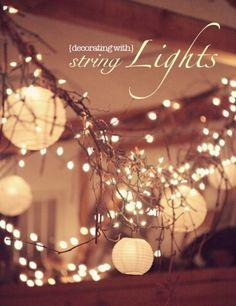 30% Off String Lights Sale @ Urban Outfitters