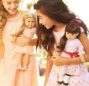 Up to 30% Off American Girl Sale @ Zulily