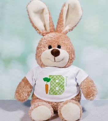 "Personalized Easter Bunny-10"" (Dealmoon Exclusive)"