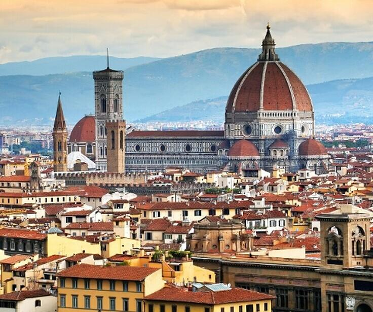 From $1199 Italy Vacation with Airfare - Tuscany and Rome