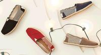 $10 Off any $70 PurchaseShoes Sale @ TOMS
