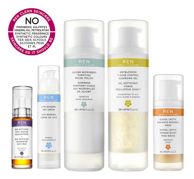 20% Off REN Skin Care Products @ Skinstore