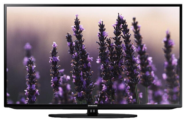 "$449.99 Samsung 50"" 1080p LED-Backlit LCD Smart HD Television"