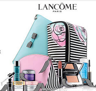 20% Off + Free 7-pc. Gift (Up to $115 Value)  with your $35 Lancôme purchase. Up to a $115 value @ Bon-Ton
