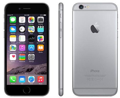 $498 refurbished Apple iPhone 6 16GB No-Contract Smartphone for AT&T