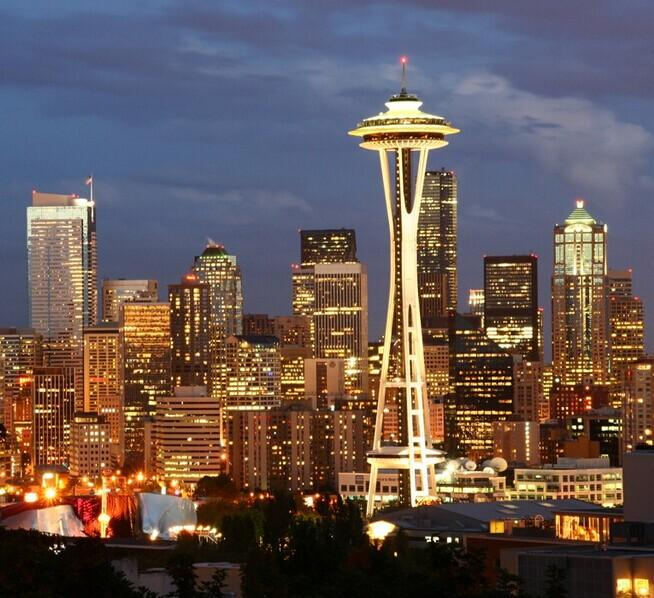 $419/Person San Francisco to Seattle Nonstop Airfare + 3 Nights Luxury Hotel Stay