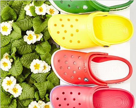 Up To 50% Off Crocs @ Zulily