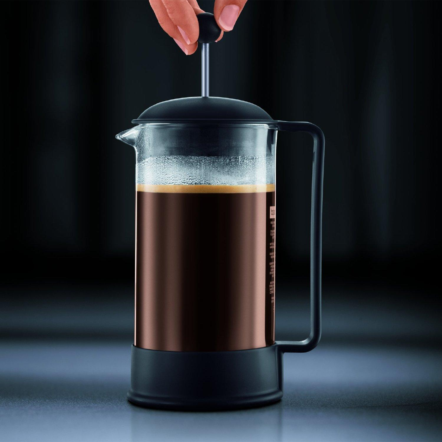 Bodum Brazil 12 Cup French Press Coffee Maker