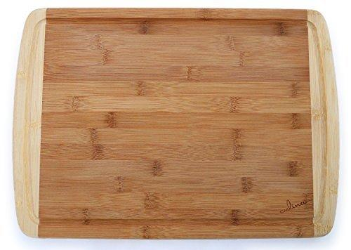 $9.99 Culina Bamboo Cutting Board @ Amazon