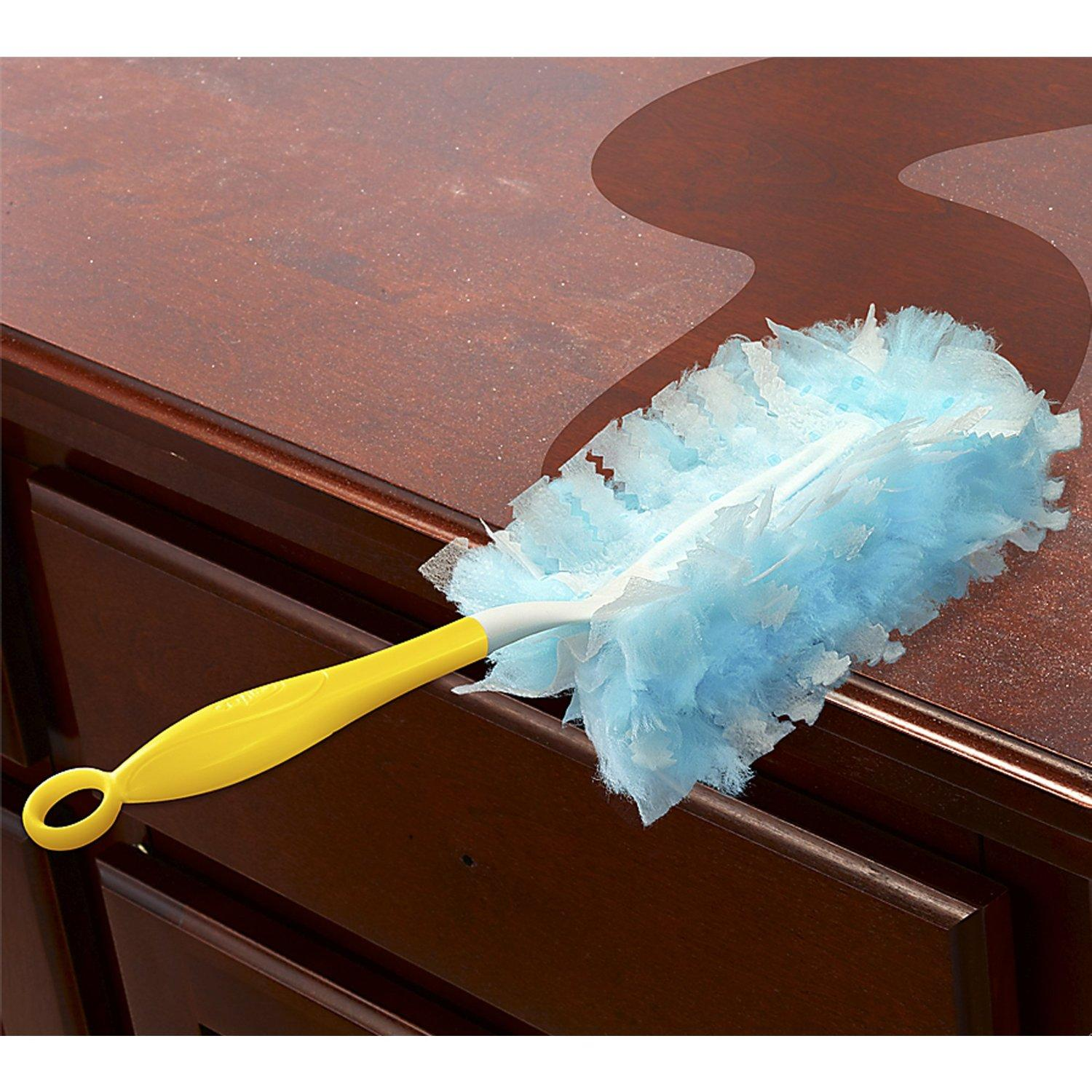 $8.52 #1 Best Seller! Swiffer Disposable Cleaning Dusters Refills, Unscented, 16-Count