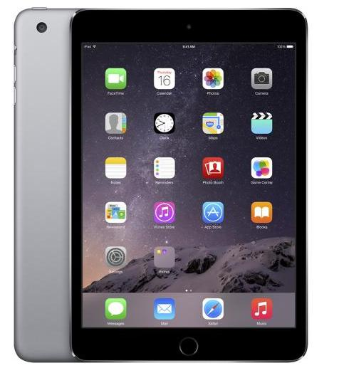 $339.99 iPad mini 3 Wi-Fi 16GB Space Grey or Silver