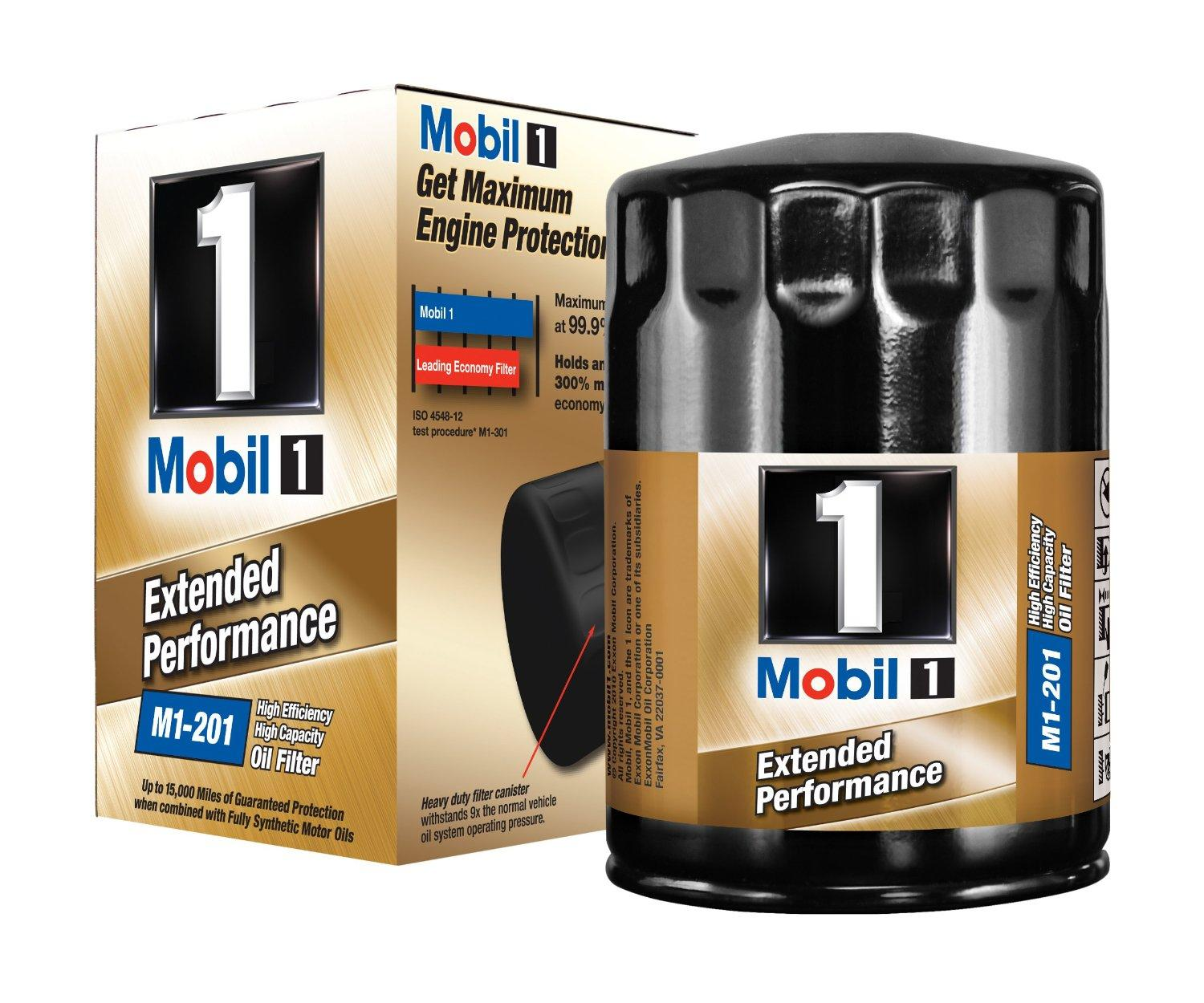 $7.05 Mobil 1 Extended Performance Oil Filters