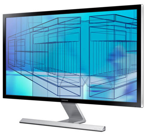 "New SAMSUNG U28D590D 28"" 4K UHD Ultra HD 3840x2160 1ms 2HDMI DP Computor Monitor"