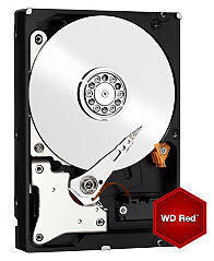 "$233.99 WD Red WD60EFRX 6TB IntelliPower 64MB Cache SATA 6.0Gb/s 3.5"" NAS Hard Drive Bare Drive"