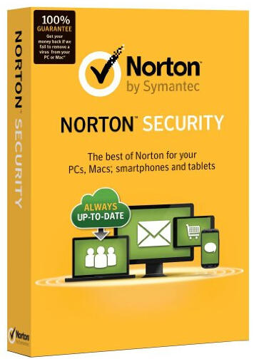 $29.99 Norton Security (For 5 Devices)