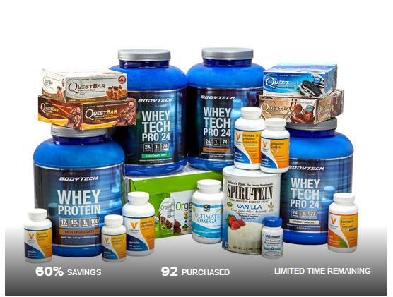 $8.50$25 to Spend In-Store at the Vitamin Shoppe