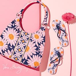 Up To 60% Off Vera Bradley Sale @ Zulily