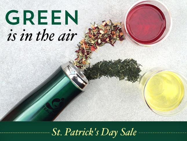 Enjoy 17% OffSelect Green Teas and Merchandise @ Teavana