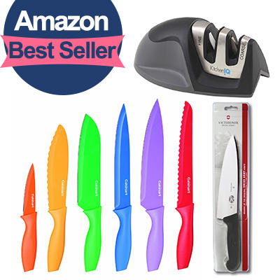 Best Kitchen Knives Roundup @ Amazon