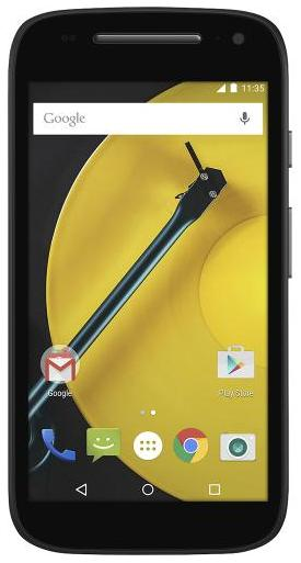 Motorola 8GB Moto E 4G No-Contract Cell Phone (Sprint Prepaid)