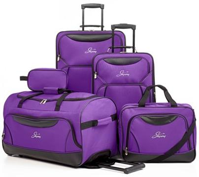 $79.99 Skyway Freedom 5-Piece Spinner Luggage Set